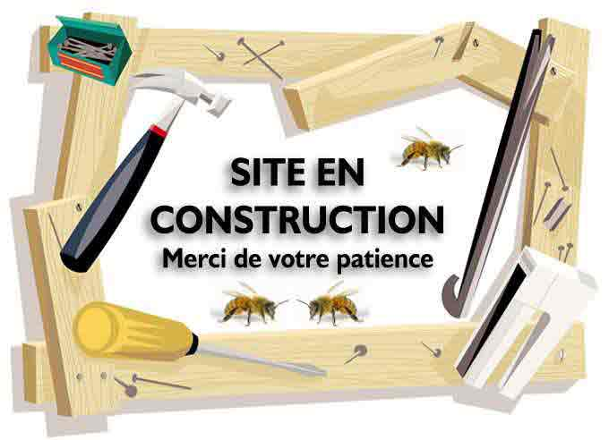 site en construction